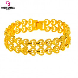 GJ Jewellery Emas Korea Bracelet - Monkey Love (2861519)
