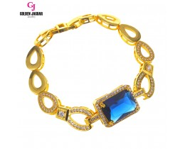 GJ Jewellery Emas Korea Bracelet - Apollo Diamond Zirkon (2761255)