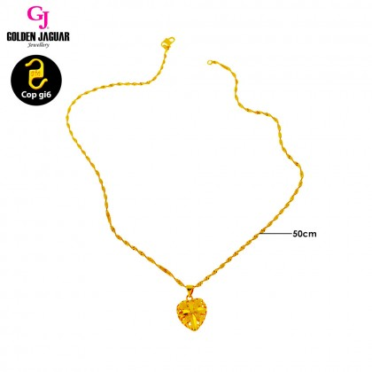 GJ Jewellery Emas Korea Set - Classic Perfect Match (GJJ-0012)