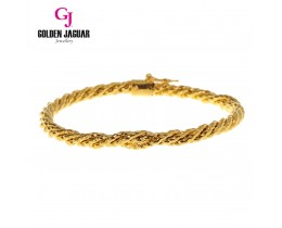 GJ Jewellery Emas Korea Bangle - Pintal Double (5365505)