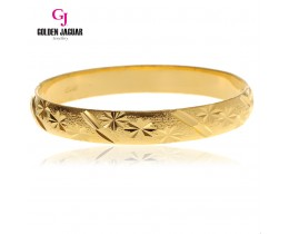 Emas Korea Golden Jaguar Bangle (GJJ-59671)