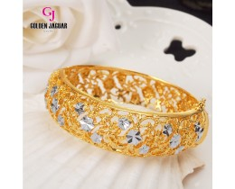Emas Korea Golden Jaguar Bangle (GJJ-59874)