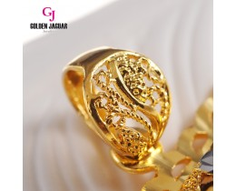 Emas Korea Golden Jaguar Fashion Loket (GJJ-79819-2)