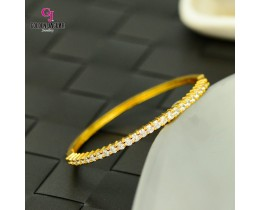 Emas Korea Golden Jaguar Bangle (GJJ-57624)