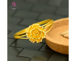 Emas Korea Golden Jaguar Bangle (GJJ-59674)