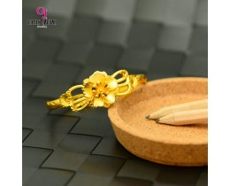 Emas Korea Golden Jaguar Bangle (GJJ-59680)