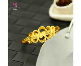Emas Korea Golden Jaguar Bangle (GJJ-59681)