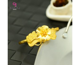 Emas Korea Golden Jaguar Bangle (GJJ-59682)