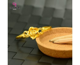 Emas Korea Golden Jaguar Bangle (GJJ-59683)