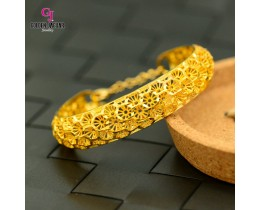Emas Korea Golden Jaguar Bangle (GJJ-59686)