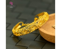 Emas Korea Golden Jaguar Bangle (GJJ-59688)