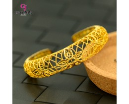 Emas Korea Golden Jaguar Bangle (GJJ-59689)