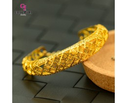 Emas Korea Golden Jaguar Bangle (GJJ-59690)