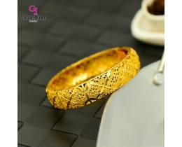 Emas Korea Golden Jaguar Bangle (GJJ-59691)