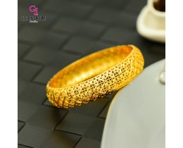 Emas Korea Golden Jaguar Bangle (GJJ-59693)