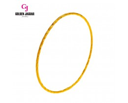 GJ Jewellery Emas Korea Bangle - Pintal Kikir | 1pc | Slip-On (5365806)